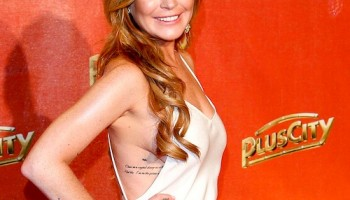 Lindsay Lohan Finds Love In Patrick Mahony