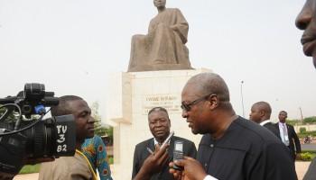 President Mahama's efforts to eradicate Ebola Commended