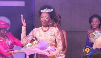 Abena Appiah Becomes A Beauty Queen At Last