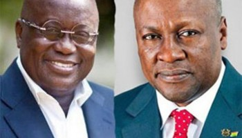 2016: Is It Mahama And Nana Addo For President?