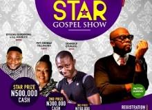 Win N.5m in Rising Star Gospel Talent Hunt