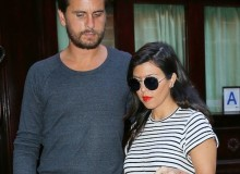 Scott Disick just can't clean up his act