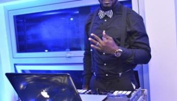 DJ Neptune interviewed by Toke Makinwa on HipTV