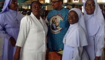 Ex-Gov Peter Obi Builds Church