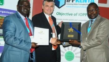 Hariss Intl. gets AfriStar Award