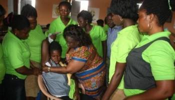 Training Workshop Underway For Hairdressers