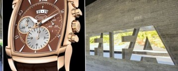 The £16,000 Watch Bribe To FIFA Officials