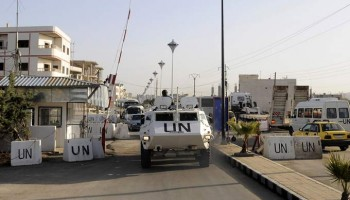 Ban Demanded The Unconditional Release Of Fijian Peacekeepers