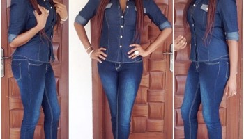 Chika Ike's Simply Looks Gorgeous In Her New Body