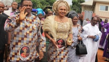 The Mass Service For Prof. Dora Akunyili In Photos