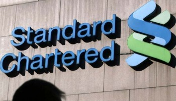 Standard Chartered fined for breaking law