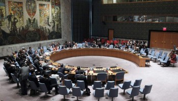 Security Council demands the release of hostages