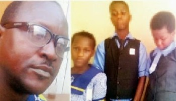 Father Of Three Abandoned Children In School For 8 Years