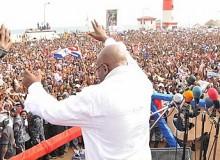 Akufo-Addo winning massive support from Accra NPP