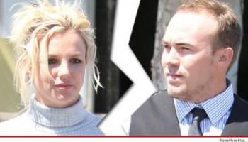 Sex tape leads Britney boyfriend split