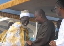 Bawumia gets Sharubutu's blessing