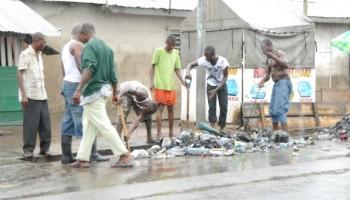 Yendi Municipal Assembly organizes clean up