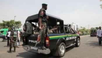 Nigeria police captures stubborn kidnappers