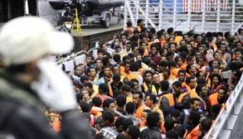 Deal on sending migrants back to Turkey begins