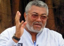 J J Rawlings Doubts If Mahama Can Make It In 2016