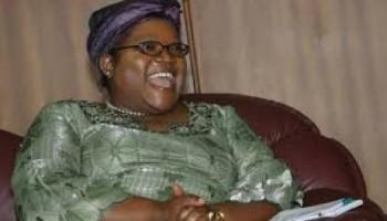 Media accused Vice-President Joice Mujuru of extortion