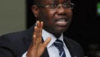 Kwesi Nyantakyi cries foul