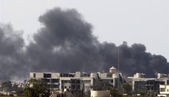 Libyan Crisis: ministry looted after attack