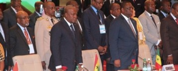 Mahama warned aganst the use of traditional practice against Ebola
