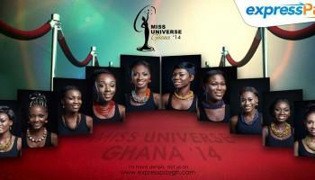 Get Your Miss Universe Ghana Tickets Via ExpressPay!