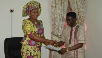 Anambra First Lady Praises Commision