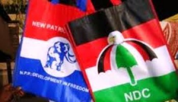 NPP is just not happy about NDC being in office