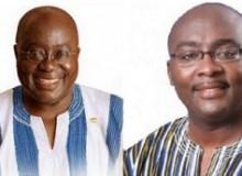 Akufo-Addo and Bawumia seek support