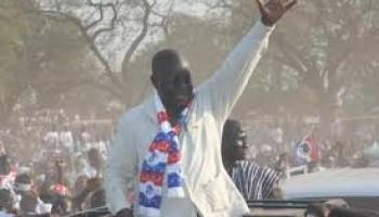 UFP Congratulatory Message To NPP And Akufo Addo