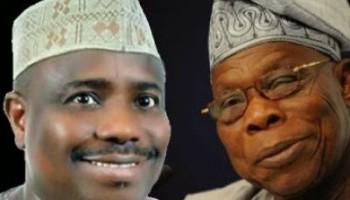 Obasanjo Throws His Weight Behind Supports Tambuwal