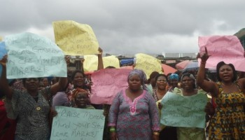 Eke-Awka Market falls apart due to leadership struggle