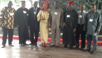 World Igbo Congress 2014: Elects New Chairman