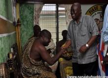 Nana Kwadu Kyerefoo openly declares support for Akufo-Addo
