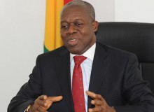 Amissah-Arthur to move into Presidential bungalow