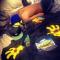Rihanna Shares Photo Of Chris Brown Shirtless