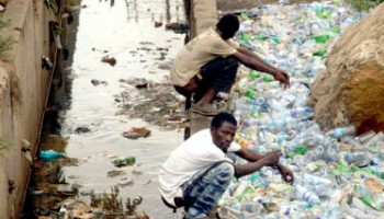 Open defecation kills one