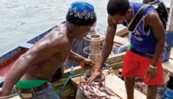 Fishermen Asked To Stop Using Illegal Fishing Methods