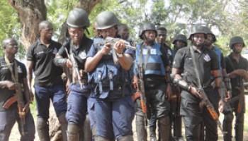 Tema police arrest suspected armed robber