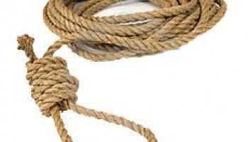 Alex allegedly committed suicide by hanging himself