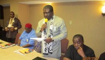 Gov Okorocha Shines At 2014 World Igbo Congress