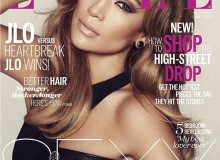 Elle Magazine UK Carries Jennifer Lopez On The Covers