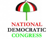Road Contractor Now NDC Constituency Chairman