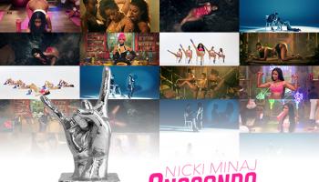 Nicki's Vevo Certified Anaconda Makes 100 Million Views
