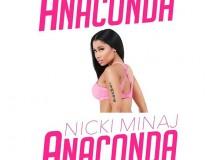 Nicki Minaj's Anaconda Makes It To No.2