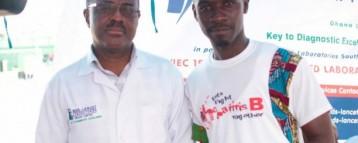 Okyeame Kwame's Hepatitis B Campaign Goes To Sunyani