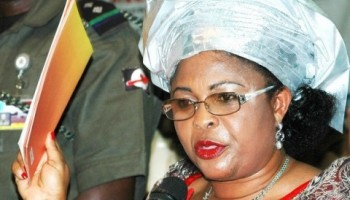 Mrs. Jonathan Campaigns For The Downtrodden